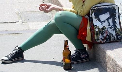 Кто защитит детей от пива