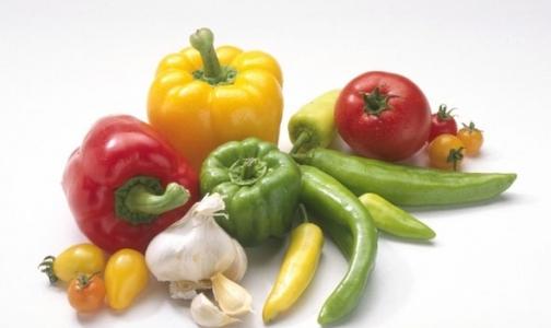 Роспотребнадзор ввел запрет на ввоз свежих овощей из всех стран ЕС