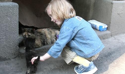 Ранний контакт ребенка с животным поможет избежать аллергии