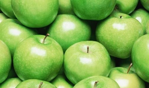 Яблоки укрепляют мышцы