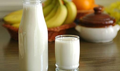 Молоко поможет от гипертонии