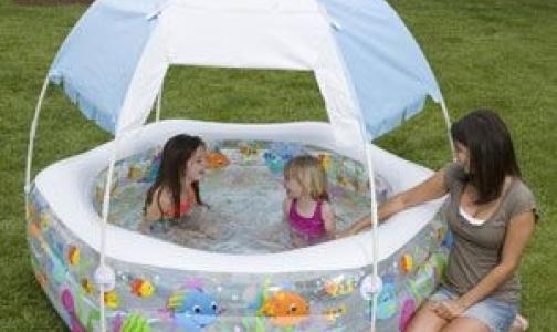 Бассейны опасны для детей
