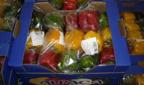 Роспотребнадзор разрешил поставки овощей из Дании и Испании