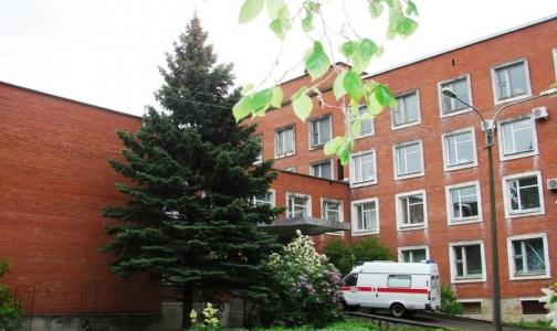 В Кронштадте ограбили больницу