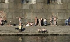 Гринпис: Купание в петербургских водоемах грозит онкологией