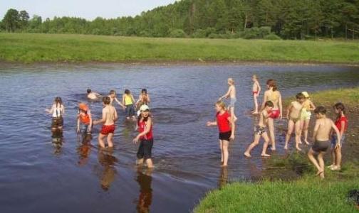 В Петербурге осталось только одно чистое озеро