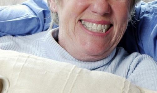 Менопауза лишает зубов