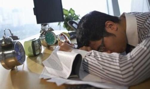 Сон на рабочем месте повышает работоспособность