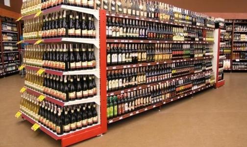 Закон об ограничениях на спиртное принят