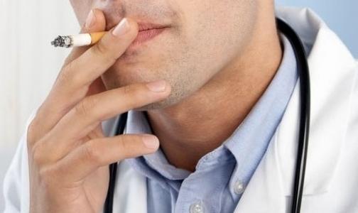 Онищенко уличил российских медиков в курении