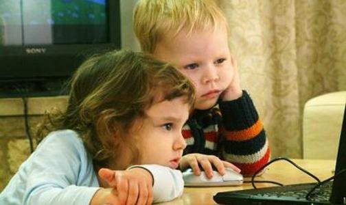 Современным детям недостаточно телевизора