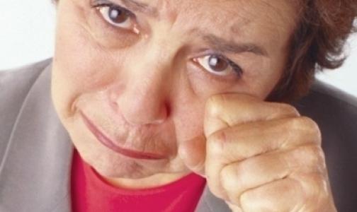 Депрессия может стать причиной инсульта
