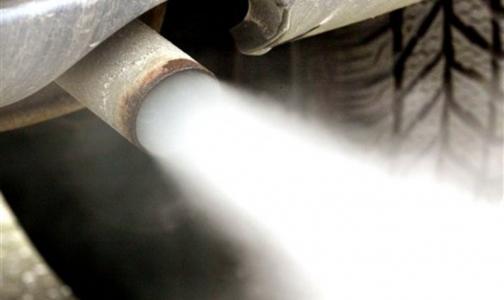 Главные загрязнители воздуха в Петербурге – автомобилисты