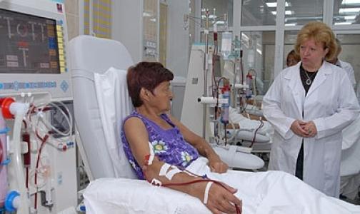 Гемодиализных больных оставили без лекарств от анемии