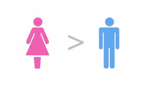 Как мужчина и женщина справляются с инфекцией