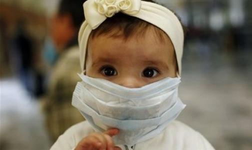 Четыре ребенка в США заразились ранее неизвестным штаммом гриппа H3N2