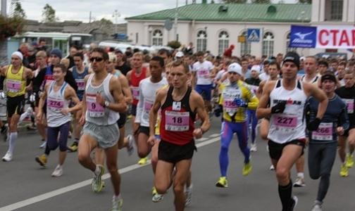 25 сентября – Всероссийский день бега
