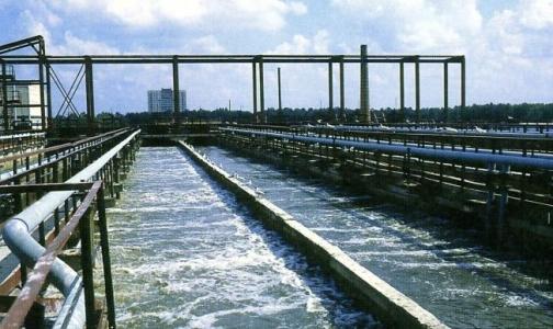 В Петербурге очищается 94 % сточных вод