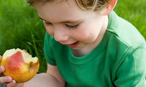 На выбор еды влияет реклама и... родители