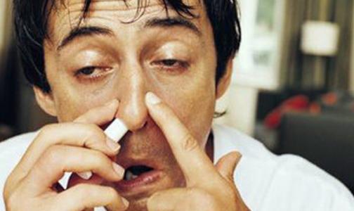 Петербуржцев научат промывать нос