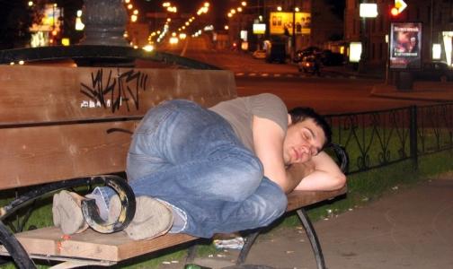 Куда исчезают пьяные с петербургских улиц