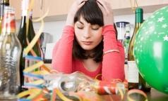 Что нужно делать, чтобы справиться с послепраздничным похмельем или предотвратить его