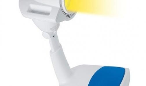 Лечение псориаза лампой биоптрон