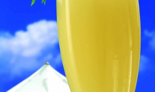 Роспотребнадзор: апельсиновый сок из США и Бразилии опасен
