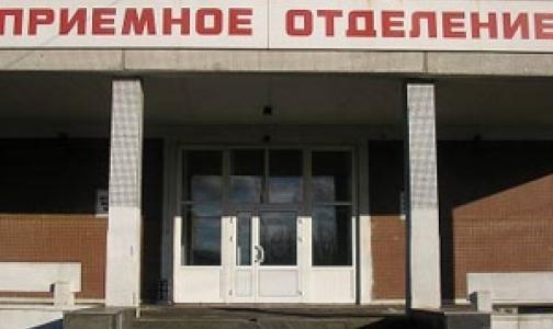 Что происходит в приемных отделениях петербургских больниц