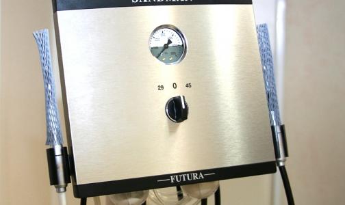 Sandman Futura - новейшая технология лечения кариеса без бормашины
