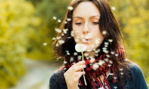 Как подготовиться к сезону аллергии