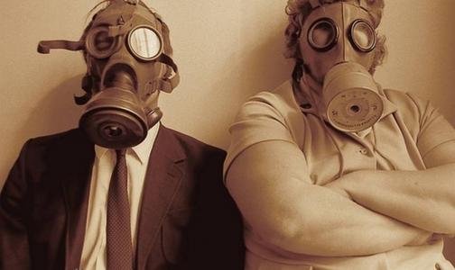 В петербургском НИИ пульмонологии рассказали, как спасаться от пыльных бурь
