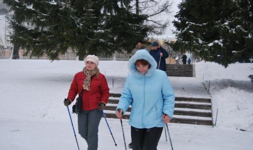 Что такое ходьба с палками по-фински