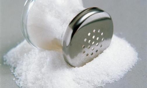 Чем заменить соль?
