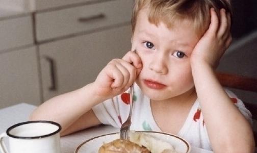 Что едят на завтрак российские дети?