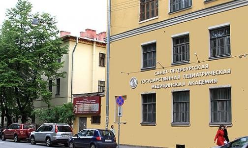 Инфекционную клинику Педиатрической академии закрыли после проверки