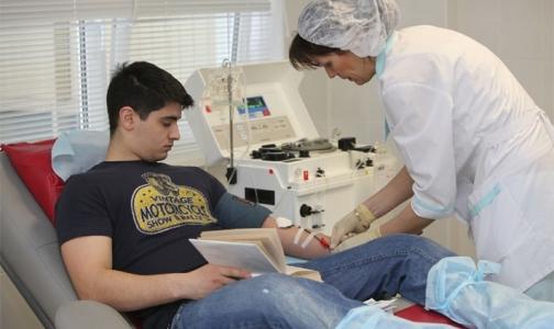 Депутаты обсудят закон о донорстве крови