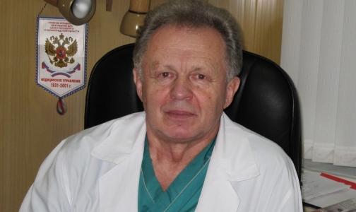 Главный онколог Петербурга: «Люди с хорошим психологическим настроем быстрее излечиваются»