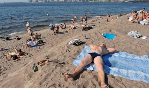 Почти на всех пляжах Петербурга отдыхать можно, в Ленобласти — только на четырех