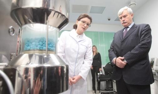 Губернатор Петербурга согласился с необходимостью изменения подхода к закупке лекарств