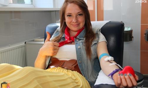 Петербург остро нуждается в донорской крови с отрицательным резус-фактором
