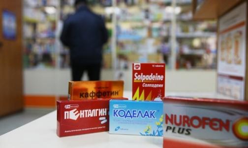Выручка от продажи кодеинсодержащих препаратов снизилась наполовину
