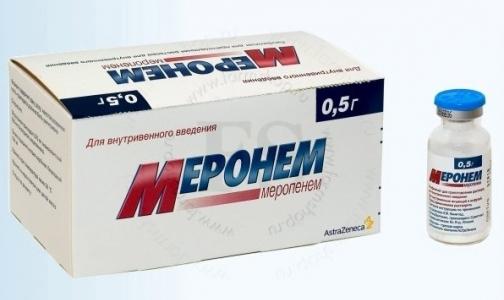 Росздравнадзор обнаружил в аптеках еще одну серию поддельного антибиотика «Меронем»