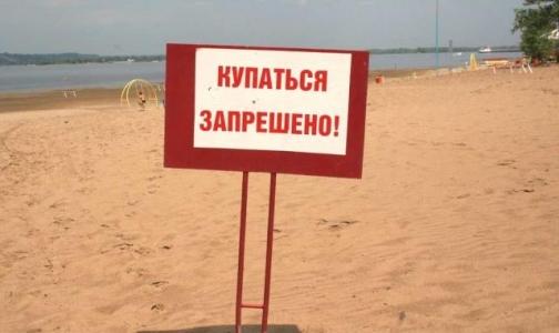 Власти закрыли для купания пляжи в Туапсинском районе