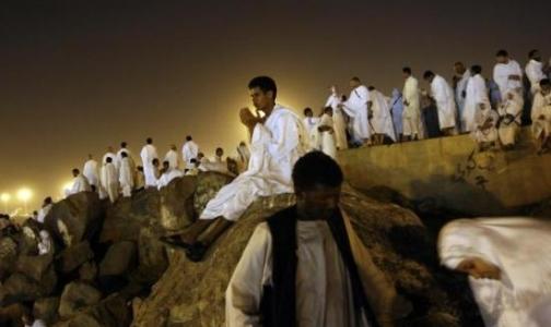 В месте паломничества российских мусульман обнаружен новый вирус, схожий с атипичной пневмонией