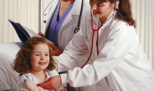Детским больницам в Петербурге не хватает инфекционных коек