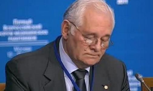 Рошаль выслушает, что мешает врачам и пациентам в российских законах о здравоохранении