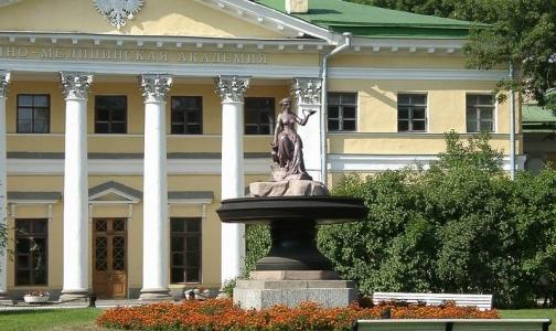 Путин заверил, что здания ВМА в Петербурге останутся за академией