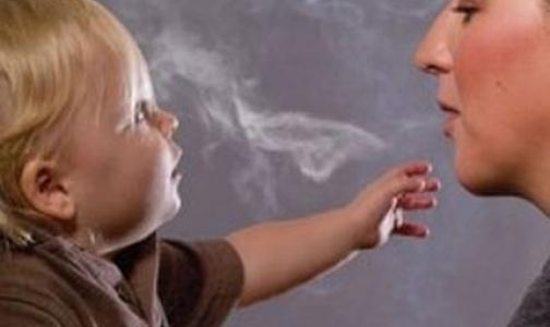 Курение родителей чревато недержанием мочи у детей