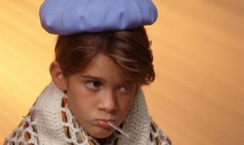 Петербуржцы болеют ОРВИ, а не гриппом